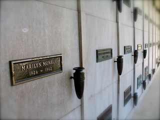 マリリン・モンローの墓
