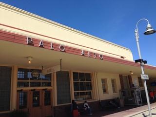 パロアルト駅